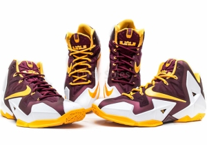 Christ the King, Lebron 11s, High School, Released
