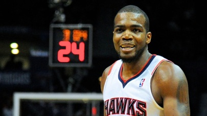 NBA: Houston Rockets at Atlanta Hawks